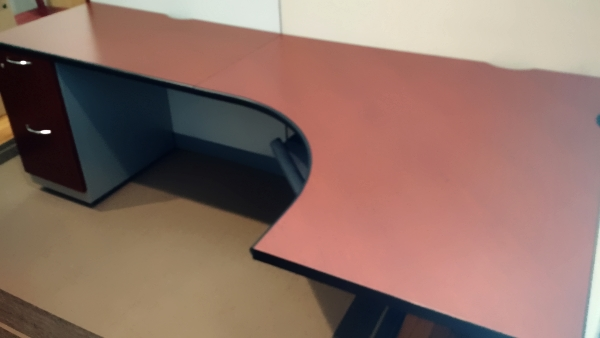 macon office desk for sale
