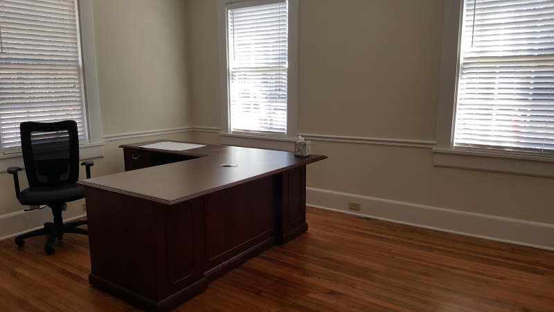 North Macon Office for rent